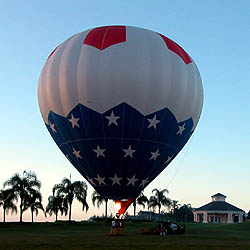 Hot Air Balloons in Orlando